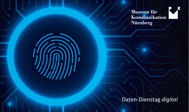 Daten-Dienstag Museum für Kommunikation Nürnberg Key Visual