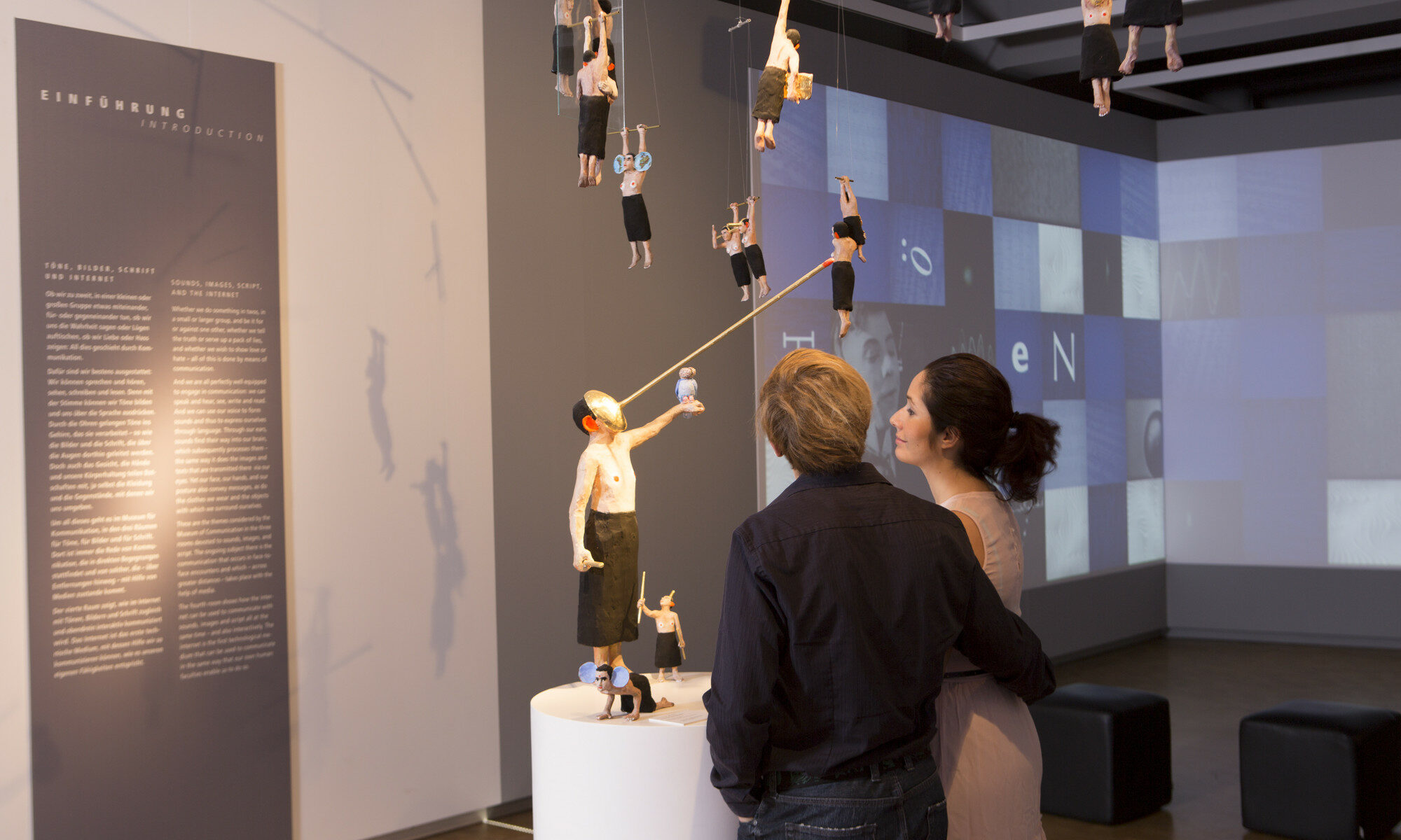 Führung im Museum für Kommunikation Nürnberg