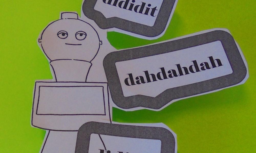 Morsezeichen Kinder Museum fuer Kommunikation