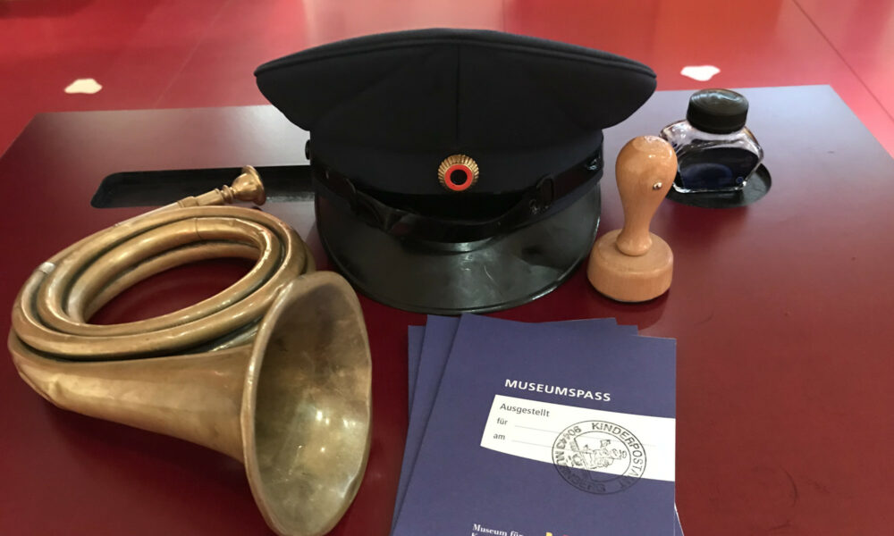 Museumsforschertour Museum für Kommunikation Nürnberg
