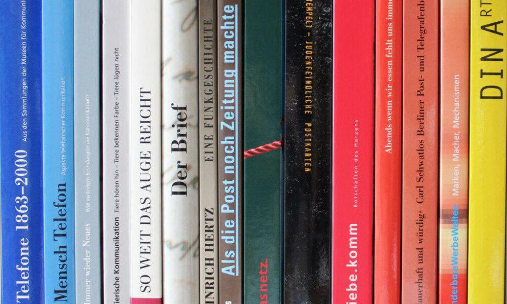 Publikationen Museumstiftung Post und Telekommunikation