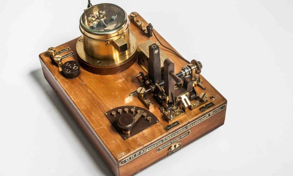 Google Arts and Culture Ausstellung zur Die Erfindung des Funks
