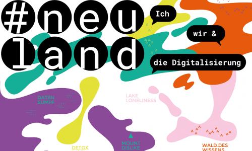 Museum für Kommunikation Nürnberg, Ausstellung #neuland