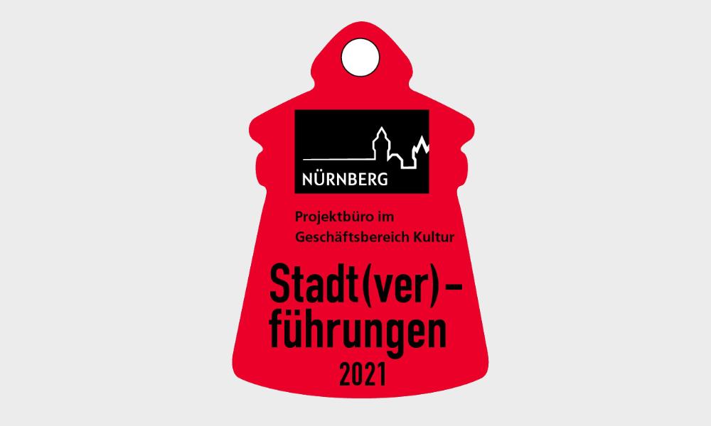 Türmchen zu den Stadtverführungen Nürnberg 2021